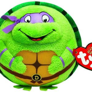 peluche-ballz-animaletto-animals-animal-beanie-ball-tartaruga-ninja-tartarughe-donatello-palla-pupazzo-pupazzetto-soffice