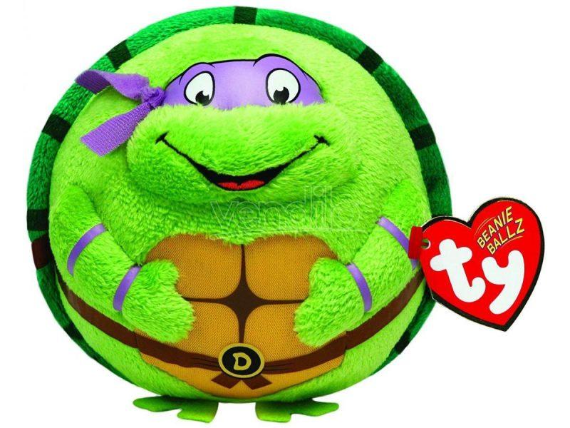 peluche-ballz-animaletto-animals-animal-beanie-ball-tartaruga-ninja-tartarughe-donatello-palla-pupazzo-pupazzetto-soffice