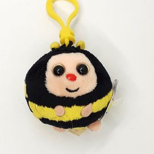 peluche-portachiavi-ballz-animaletto-animals-animal-beanie-ball-ape-bee-pupazzo-pupazzetto-soffice