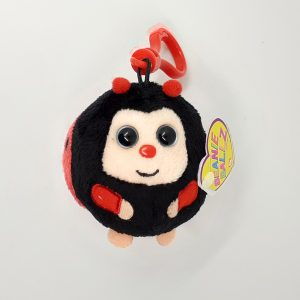 peluche-portachiavi-ballz-animaletto-animals-animal-beanie-ball-coccinella-pupazzo-pupazzetto-soffice