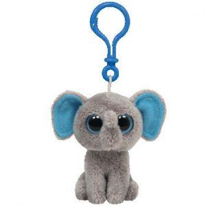 peluche-portachiavi-elefante-elephant-animale-animals-animal-ty-beanie-boos-pupazzo-pupazzetto-soffice