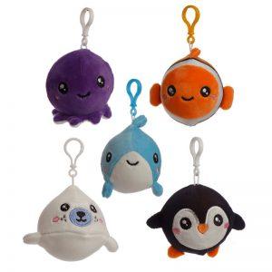 peluche-pupazzo-pupazzetto-porta-chiavi-chiave-animaletto-animali-marino-marini-mare-squishy-soffice-key204