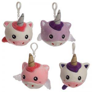 peluche-pupazzo-pupazzetto-porta-chiavi-chiave-animaletto-unicorno-unicorn-squishy-soffice-key201