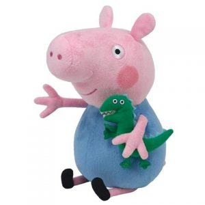 peluche-pupazzo-pupazzetto-ty-george-peppa-pig-dinosauro