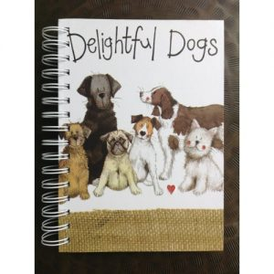 quaderno-quadernino-anelle-appunti-notebook-notes-happy-shop-alex-clark-cane-cani-cagnolini-cagnolino-dog-dogs-sj08