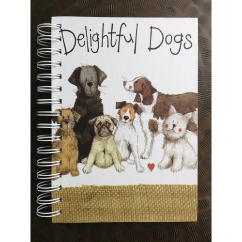 quaderno-quadernino-anelle-appunti-notebook-notes-happy-shop-alex-clark-cane-cani-cagnolini-cagnolino-dog-dogs-sj08