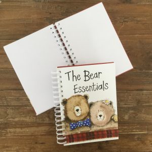 quaderno-quadernino-anelle-appunti-notebook-notes-happy-shop-alex-clark-orso-orsi-orsacchiotto-bear-bears-sj10