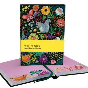 quaderno-rigido-diario-notebook-notes-happy-shop-animali-animaletti-bosco-animals-animal-fiori-fiore-flowers-flower-quadernino-appunti