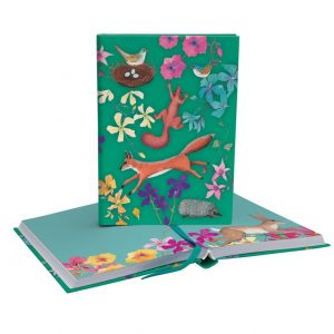 quaderno-rigido-diario-notebook-notes-happy-shop-animali-bosco-animals-animal-quadernino-appunti