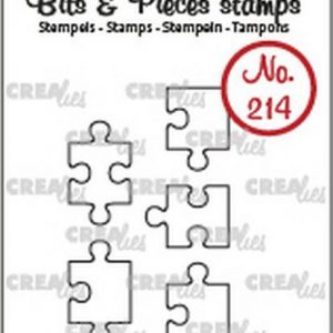 timbri-silicone-clear-stamp-crealies-bits-pieces-5x-puzzle