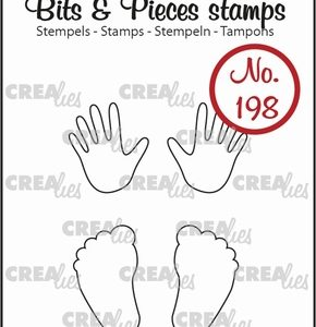 timbri-silicone-clear-stamp-crealies-bits-pieces-baby-hands-feet-baby-mani-piedi