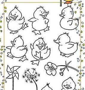 timbri-silicone-clear-stamp-marianne-design-ducks