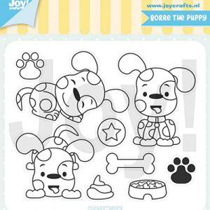 timbri-silicone-joy!-crafts-borre-the-puppy-cucciolo