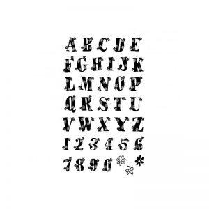 timbri-silicone-scrappy-cat-designer-floral-alphabet-alfabeto