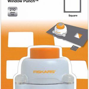 Perforatore per forare la carta a forma di quadrato