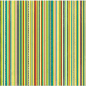 Carte Scrap Righe Multicolore