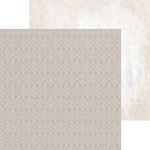 Carte Scrap Forme Geometriche e Effetto Pennellato Muro