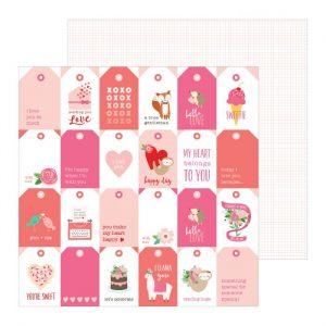 Carte Scrap San Valentino
