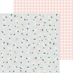 Carte Scrap Fiori Primavera Rosa