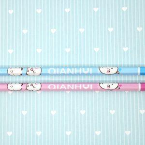 Matite Pencils Molang Azzurre e Rosa