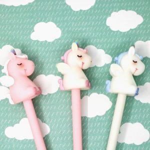 Penne Pen Unicorni Cute Colorati
